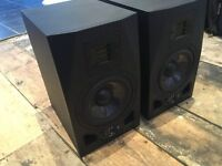 Adam A5x active monitor speakers