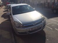 VAUXHALL ASTRA 1.6LTR, ONE YEAR M.O.T. AUG 2017