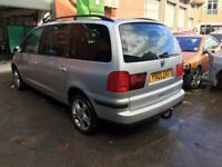 Very cheap , Nice and clean Seat Alhambra 7 seater