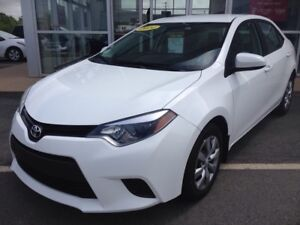 2014 Toyota Corolla LE Auto, Air, Power Group