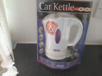 Car travel kettle