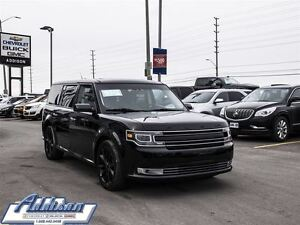 2016 Ford Flex Limited AWD navigation, sunroof, 20 wheels