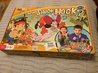 Who Shook Hook Game