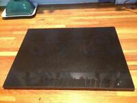 Black granite marble chopping board kitchen work to saver