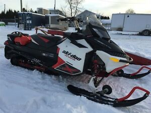 2011 ski-doo Renegade X Backcountry ski doo