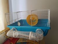 SOLD!!!!! Small hamster cage