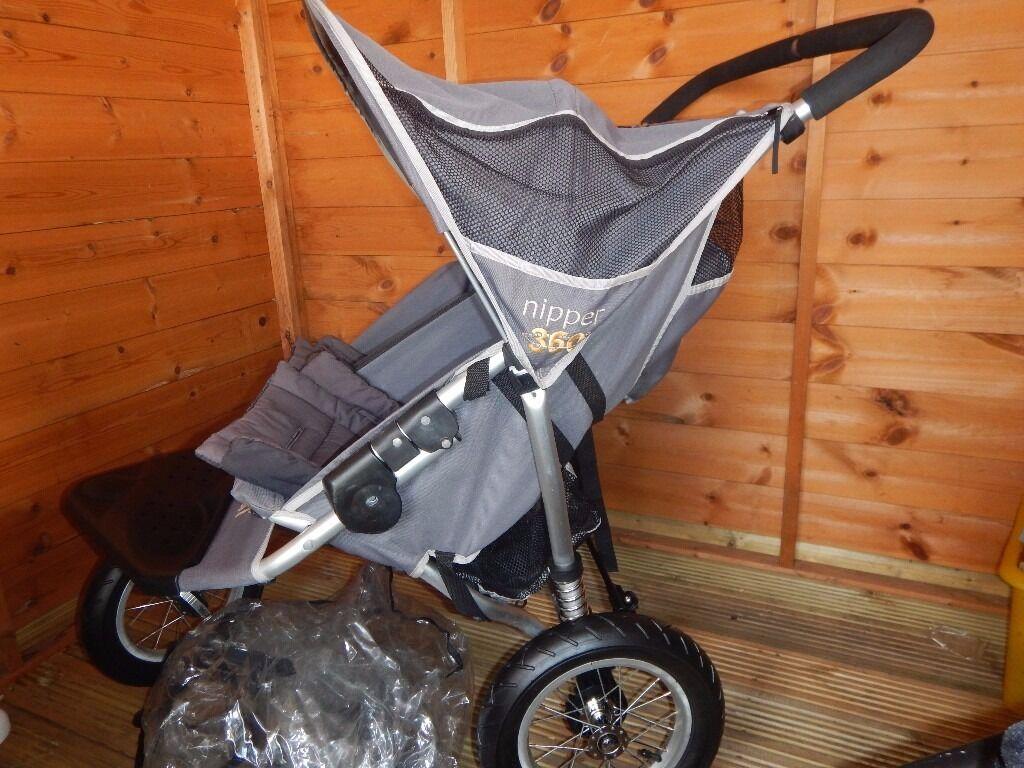 out n about nipper 360 double v1 jogger stroller in. Black Bedroom Furniture Sets. Home Design Ideas