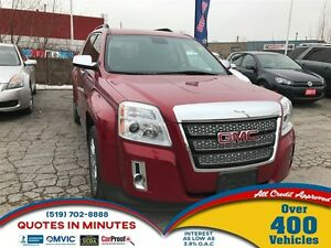 2013 GMC Terrain SLT-1 | LEATHER | AWD | ROOF | CAM
