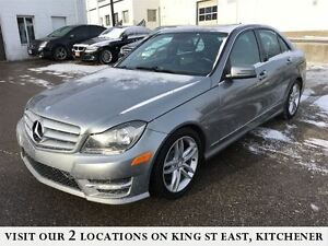 2013 Mercedes-Benz C-Class C300 | 4MATIC | SUNROOF | BLUETOOTH |