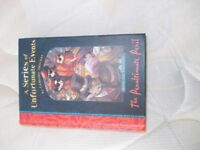 A Series of Unfortunate Events Book 12 'The Penultimate Peril' - Lemony Snicket