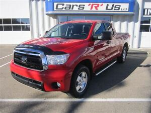 2010 Toyota Tundra SR-5 TRD 4X4 LEATHER  DVD 216K!