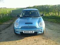 Mini Cooper S 1.6 Supercharged 2003