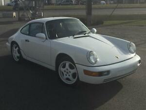 PORSCHE 911 CARRERA 2 1990, COUPE