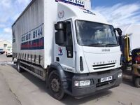 IVECO EUROCARGO 180E25 CURTINSIDER 18TON FOR SALE