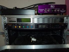 Roland SDE 2500 delay rack unit