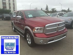 2014 Ram 1500 LOADED LARAMIE LOTS OF OPTION LOW PRICES