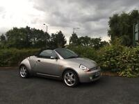 2004 Ford StreetKa 1.6 Low Miles Full Heated Leathers