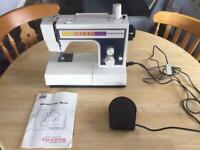 Toyota sewing machine 2203