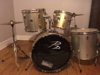 Drum Kit for Sale!!