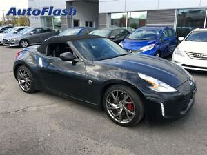 2013 Nissan 370Z Touring *Triple-black! Navigation Convertible
