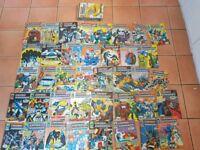 Vintage hasbro transformers comics
