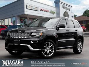 2015 Jeep Grand Cherokee SUMMIT | PANORAMIC | HARMON KARDON | NA