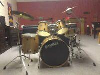 Yamaha Advantage Stage Custom Five Piece Drum Kit