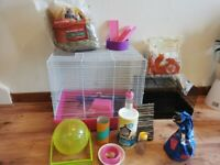 Hamster Cages Bundle