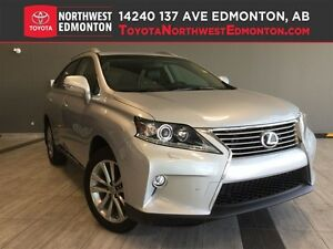 2015 Lexus RX 350 AWD | Heated Leather Seats | Rearview Cam