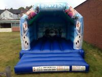 Bouncy castle hire £45 biggest castles around 16x 16
