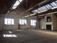 Artist Studio / Workshop / Maker Space