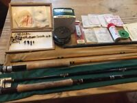 Trout Fly Rods & Accessories