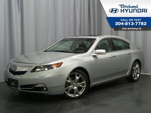 2012 Acura TL w/Elite Pkg SH-AWD W/ Remote Start