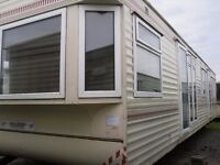 Willerby Vogue FREE DELIVERY double glazed central heated 38x12 2bedrooms 2bathrooms over 50 statics