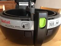 Tefal Actifry black 1kg used but excellent condition