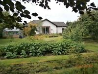Unfurnished detached house to let in Crown/Kingsmills area