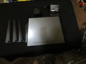 ASUS RT-N56U wireless router UNUSED | in Colinton, Edinburgh