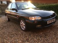 Ford Escort 1.6 Manual A/con, nice little run about!!