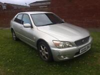 2001 Lexus IS 200 £295