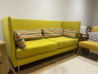 🛋 High Back Sofa - Brilliant Quality