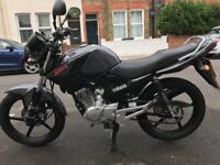 Yamaha YBR 125 2013 3025 Miles - Excellent Condition