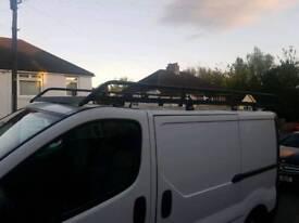 Rhino roof rack TVP