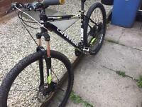 Cannondale Trail 7 29er bike