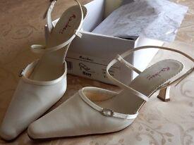 Size 9 Bridal Shoes