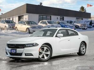 2018 Dodge Charger SXT Plus,REMOTE START,REARVIEW CAM,PWR S/ROOF