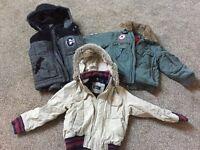 Coats 2-3 years
