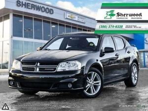 2012 Dodge Avenger SXT PST PAID!!