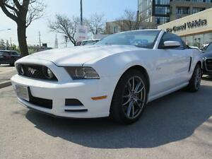 2014 Ford Mustang GT Convertible