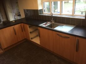Kitchen forsale mint condition £250