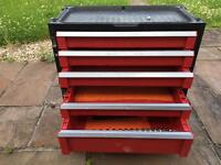 Keter portable tool chest